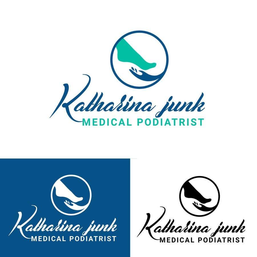 Konkurrenceindlæg #                                        65                                      for                                         Ehefrau eröffnet Praxis für medizinische Fußpflege