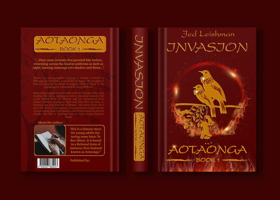 Конкурсная заявка №                                        109                                      для                                         Book Cover