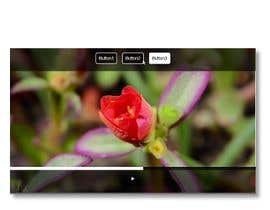 #15 для Fancy/Flashy Responsive Custom Bootstrap 4.0 CSS video player от DNimesh99