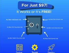 gianjakeG tarafından Facebook Ad Graphic: It Works or It's Free için no 3