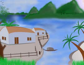 #15 for Village Landscape & Fantasy Devotional Digital Artistry Project by fasumongdpsbmml