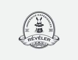 #1936 for Logo Designed for Révéler Immersive Experiences by ericsatya233