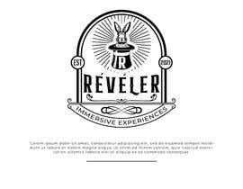 #1948 for Logo Designed for Révéler Immersive Experiences by GutsTech