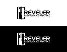 sirajrohman8588님에 의한 Logo Designed for Révéler Immersive Experiences을(를) 위한 #1526