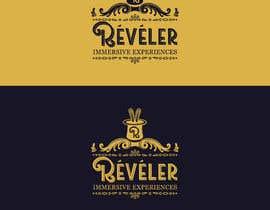 #1779 pentru Logo Designed for Révéler Immersive Experiences de către Rayhan62
