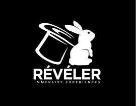 Číslo 1642 pro uživatele Logo Designed for Révéler Immersive Experiences od uživatele tefilarechi