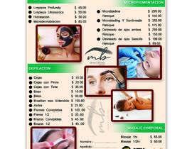 #18 for Listado de Servicios y Precios by sudiptoroychowdh