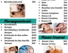 #10 for Listado de Servicios y Precios by HijwariaTaj1
