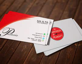 #112 for BUSINESS CARD by nska12