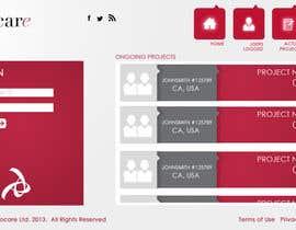 Nro 9 kilpailuun application website design käyttäjältä patrick12691