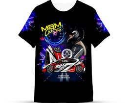#7 para Shirt Design All Over Print de Moamensapry