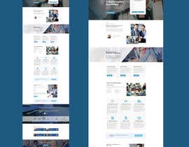#122 for Redesign Wix website af creoidme