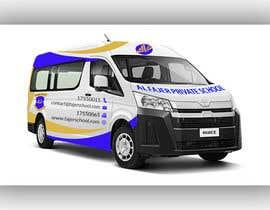 #12 cho Help Design Bus Branding bởi RajuKhan564