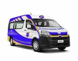 #37 cho Help Design Bus Branding bởi RajuKhan564