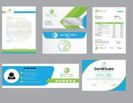 #64 untuk Corporate Identity and Stationery Design oleh khasan157