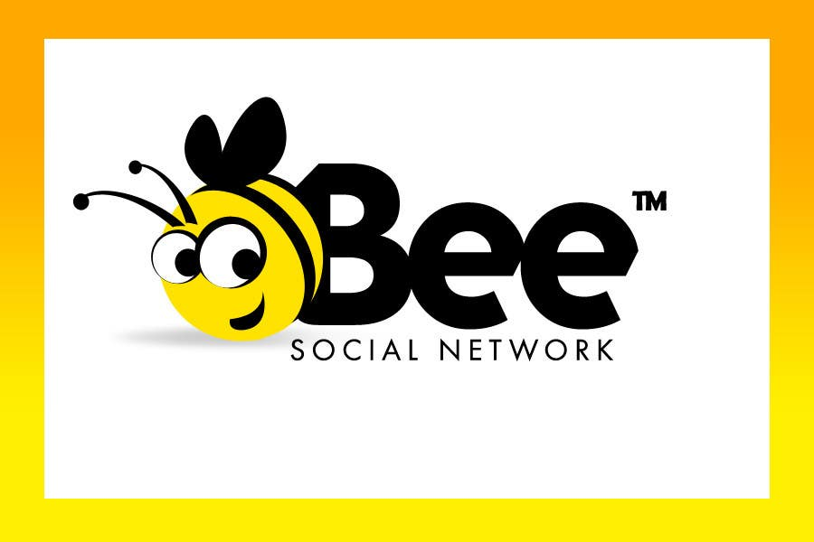 #114 for Logo Design for Logo design social networking. Bee.Textual.Illustrative.Iconic by twindesigner