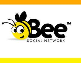 #114 для Logo Design for Logo design social networking. Bee.Textual.Illustrative.Iconic от twindesigner