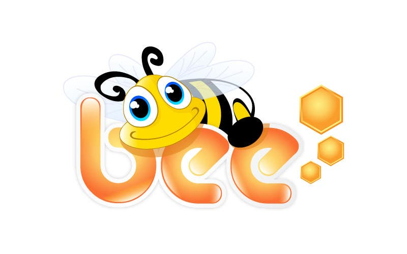 #36 for Logo Design for Logo design social networking. Bee.Textual.Illustrative.Iconic by NehaSam