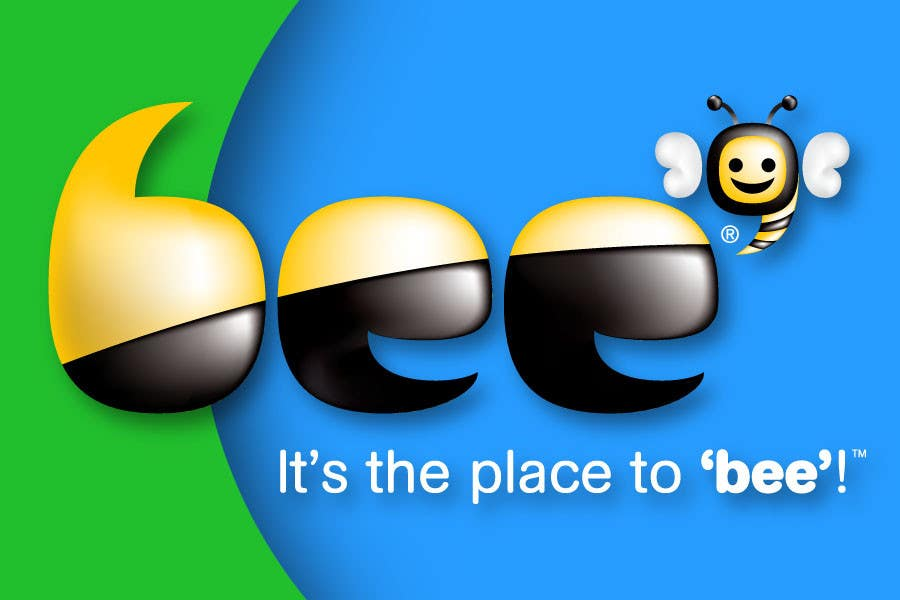 #58 for Logo Design for Logo design social networking. Bee.Textual.Illustrative.Iconic by AndyGFX71