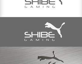 nº 8 pour Ontwerp een Logo for Shibe Gaming par parikhan4i