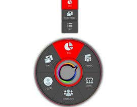 #14 for Design A Wheel Element For Our Mobile App by GraphicMostak20
