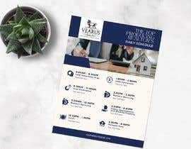 #26 , Redesign 2 attached flyers with our branding using the same content as provided, different photos only. 来自 maryaaammmm