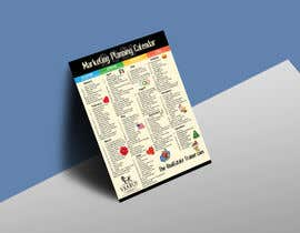 #35 , Redesign 2 attached flyers with our branding using the same content as provided, different photos only. 来自 taniatajin