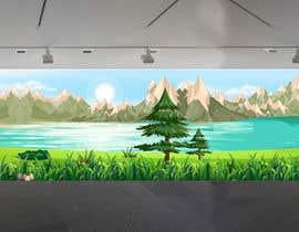 Nro 123 kilpailuun 16 ft  x 112 ft Wall Mural Graphics käyttäjältä joynul1234