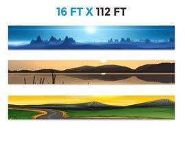 Nro 104 kilpailuun 16 ft  x 112 ft Wall Mural Graphics käyttäjältä Julfikarsohan