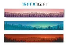 Nro 105 kilpailuun 16 ft  x 112 ft Wall Mural Graphics käyttäjältä Julfikarsohan