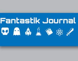 #5 for Design a logo for a news site for fantay, science fiction and mystery af jessebauman