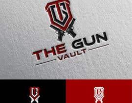 nº 383 pour Company Logo for Gun Store par Mbeling