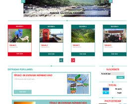 #3 cho Re-design my web page bởi lunaim
