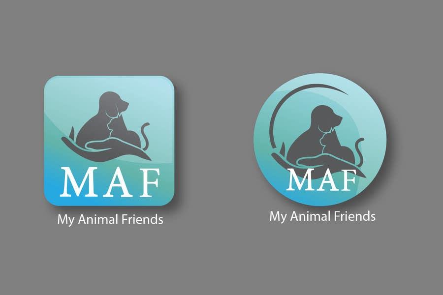 Kilpailutyö #24 kilpailussa Design some Icons for MAF Care App