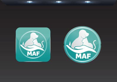 #23 untuk Design some Icons for MAF Care App oleh fisekovic