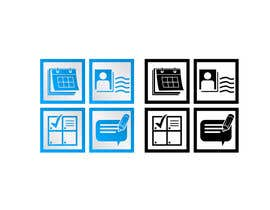 nº 5 pour Design some Icons for website par Designer0713