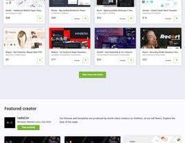 #62 for Design a website by webdeveloperAlal