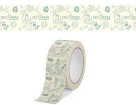 #48 для Custom tape with logo and fun design от jinupeter