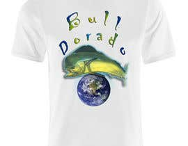 #9 cho Bull Dorado for a fishing shirt. bởi TheGangsterPanda