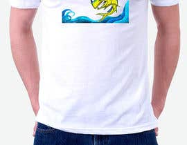 #17 cho Bull Dorado for a fishing shirt. bởi lounissess