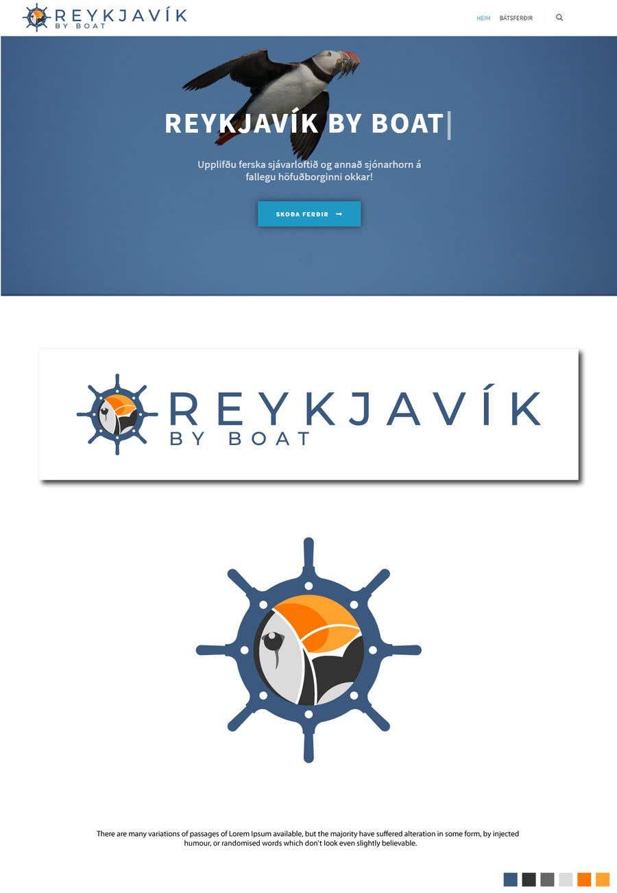 Contest Entry #                                        283                                      for                                         Reykjavík by Boat