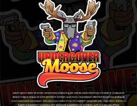 #41 dla Undercover Moose Sticker przez rockztah89