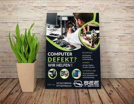 #171 untuk Design poster A1 for a computer company oleh kkrarg
