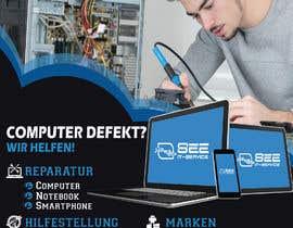 #141 untuk Design poster A1 for a computer company oleh Fahim601