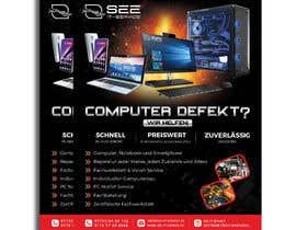 #128 untuk Design poster A1 for a computer company oleh mdwahiduzzaman90