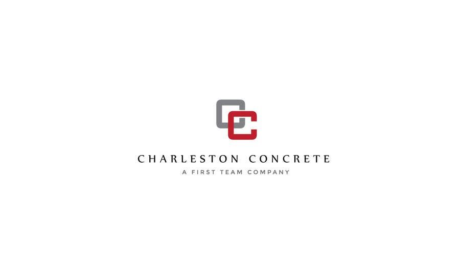 Konkurrenceindlæg #110 for Design a Logo for Charleston Concrete