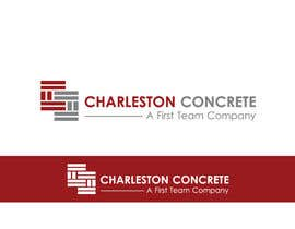 #98 for Design a Logo for Charleston Concrete by mafta305