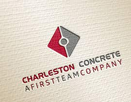 #113 for Design a Logo for Charleston Concrete by vadimcarazan