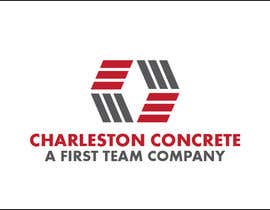 #103 for Design a Logo for Charleston Concrete by iakabir