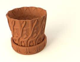 Cobot tarafından 3D Plant Pot Design için no 49